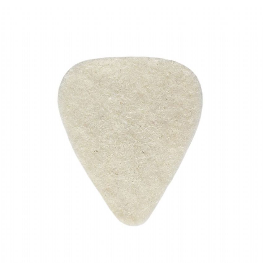 Felt Tones Mini - Natural - 1 Ukulele Pick | Timber Tones